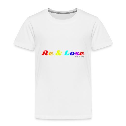 Rainbow - Maglietta Premium per bambini