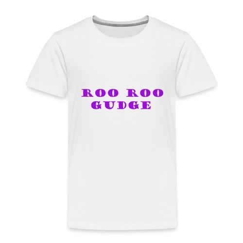 rooroogudge - Kids' Premium T-Shirt
