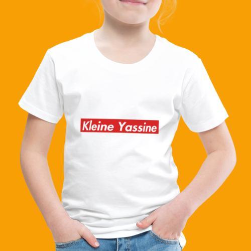 Kleine Yassine (''Spreme'' Namaak) - Kinderen Premium T-shirt