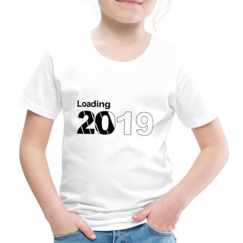 2019 - Camiseta premium niño