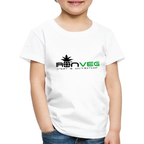 IRONVEG - Maglietta Premium per bambini
