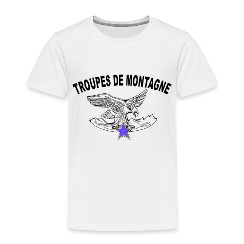 choucasTDM dos - T-shirt Premium Enfant