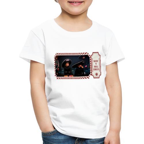 Coco Dia Muertos N004 - R - T-shirt Premium Enfant