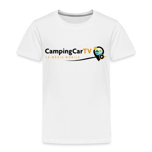 LOGO CCTV - T-shirt Premium Enfant