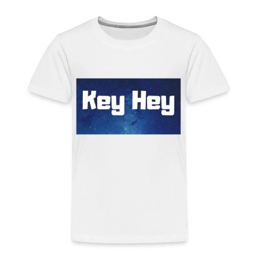 Key Hey Logo - Kinder Premium T-Shirt
