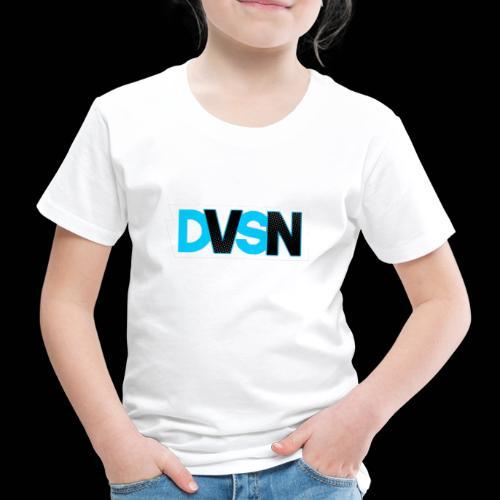 DVSN schrift Logo - Kinder Premium T-Shirt