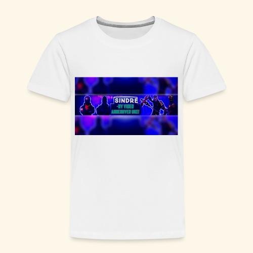 ting med ny banner!!! - Premium T-skjorte for barn