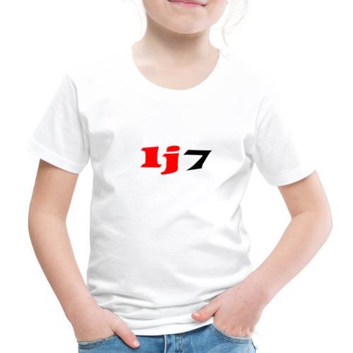 lj7 - Premium-T-shirt barn