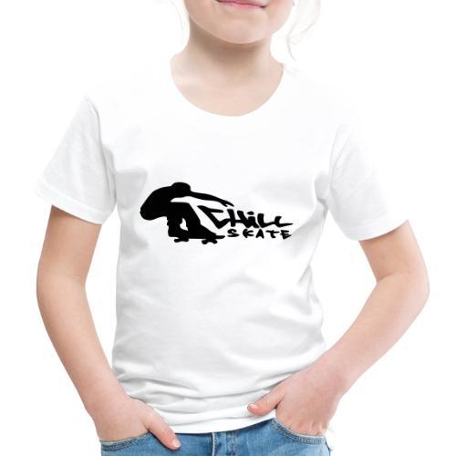 Chillskate - Premium-T-shirt barn