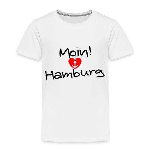 Moin Hamburg - Kinder Premium T-Shirt