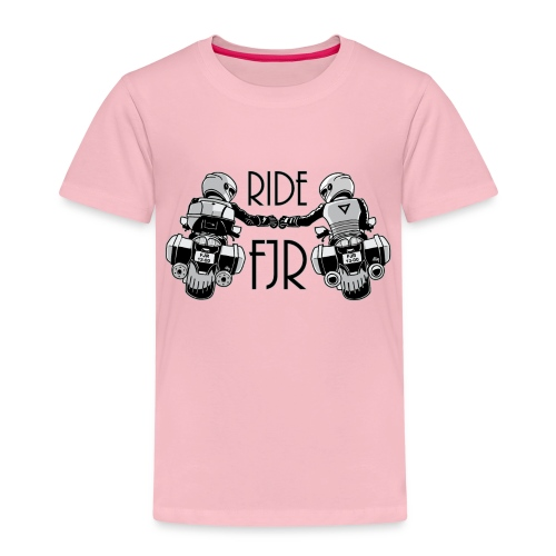 0852 2 RIDE FJR - Kinderen Premium T-shirt