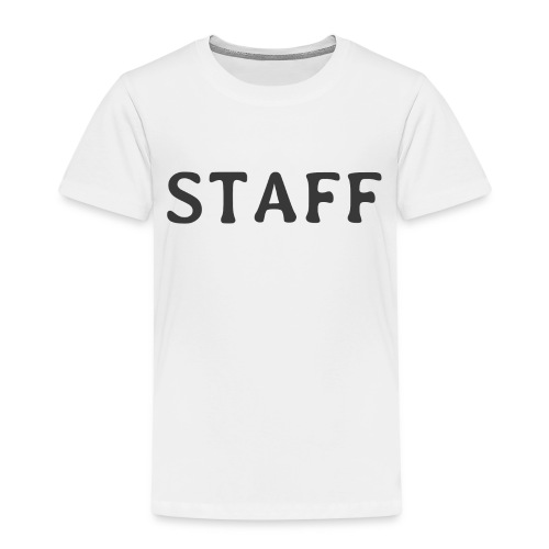 Staff - Kinder Premium T-Shirt