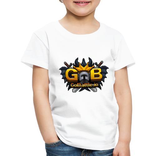GoBattle.io - Kids' Premium T-Shirt