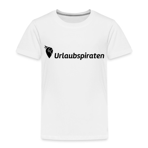 logo horizontal black DE - Kinder Premium T-Shirt