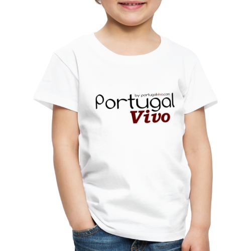 Portugal Vivo - T-shirt Premium Enfant