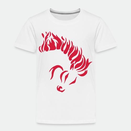 Horse of Fire - Kids' Premium T-Shirt