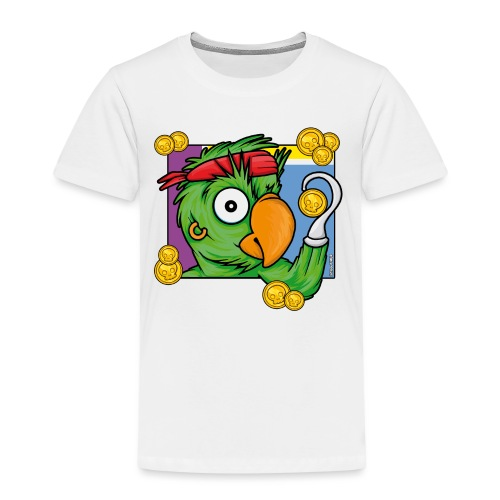 TibouD'PIRATE (Design only) - T-shirt Premium Enfant