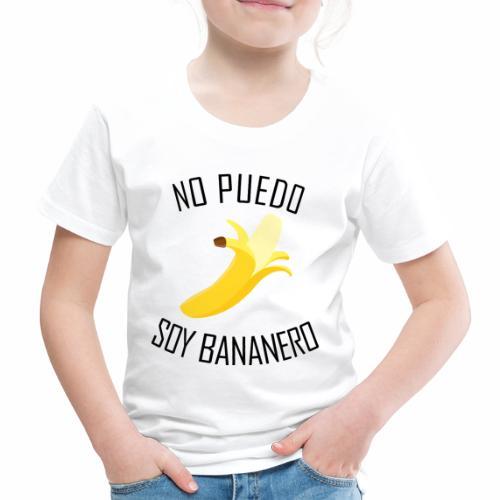 J'peux pas j'ai Banane - Version Espagnol - T-shirt Premium Enfant