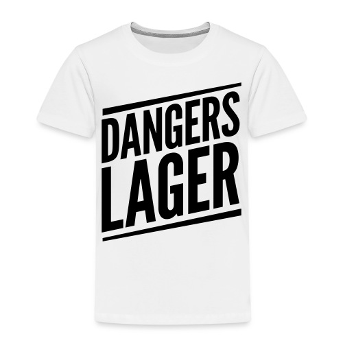 Dangers Lager - Kinder Premium T-Shirt