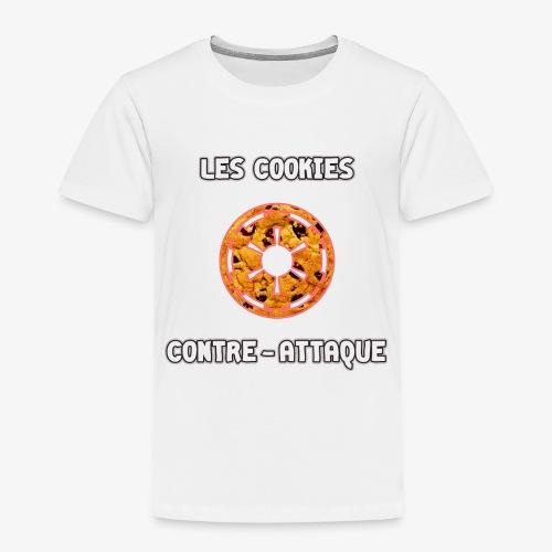 Les Cookies Contre Attaque - T-shirt Premium Enfant
