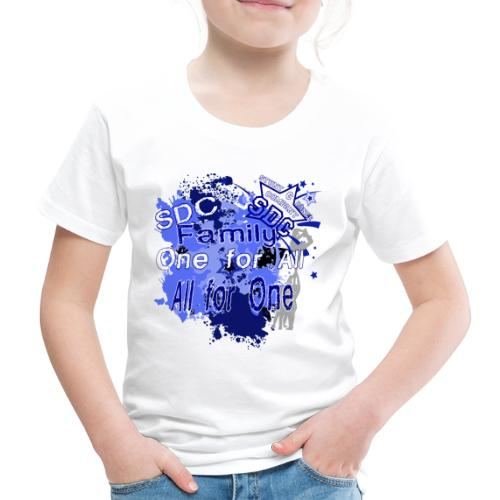 Stunt & Dance Company FAN - Kinder Premium T-Shirt