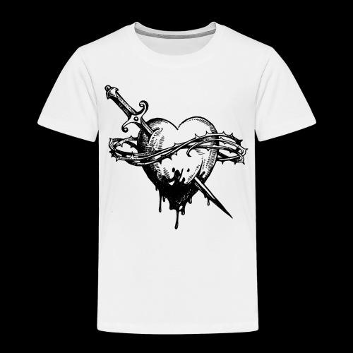 Heart ♥ - Kids' Premium T-Shirt