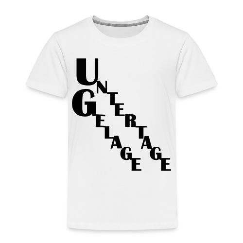 Untertage Gelage - Kinder Premium T-Shirt