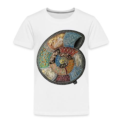 Muschel - Kinder Premium T-Shirt