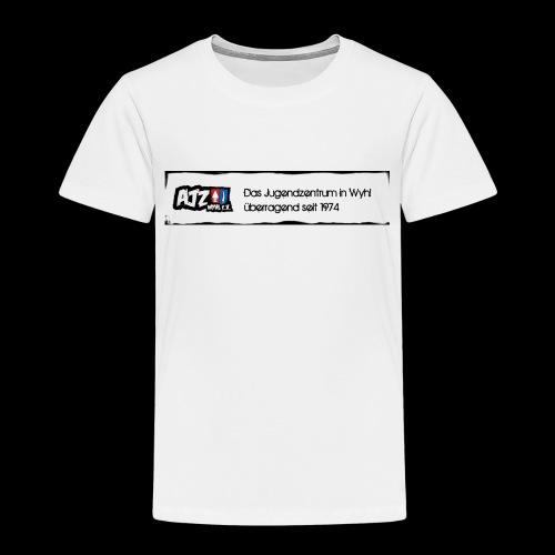 schild Kopie jpg - Kinder Premium T-Shirt
