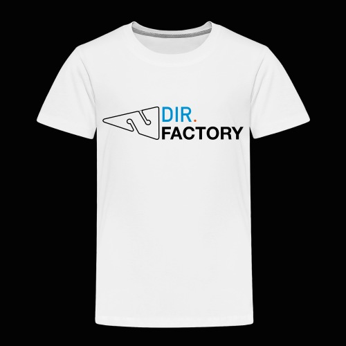 Logo mit Arrow DESIGN - Kinder Premium T-Shirt