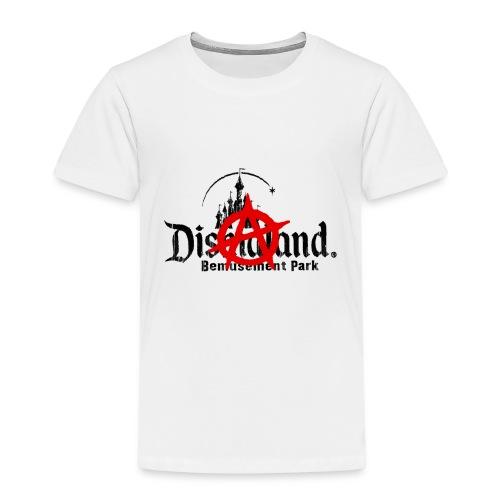Anarchy ain't on sale(Dismaland unofficial gadget) - Kids' Premium T-Shirt