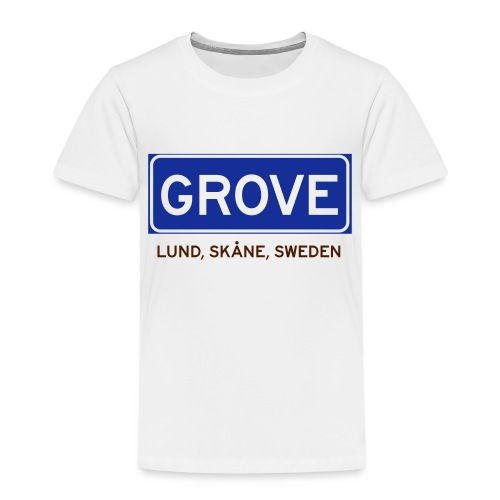 Lund, Badly Translated - Premium-T-shirt barn