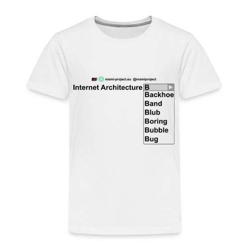 IAB-all3 - Kids' Premium T-Shirt