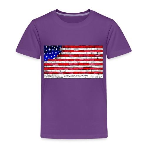 Good Night Human Rights - Kids' Premium T-Shirt
