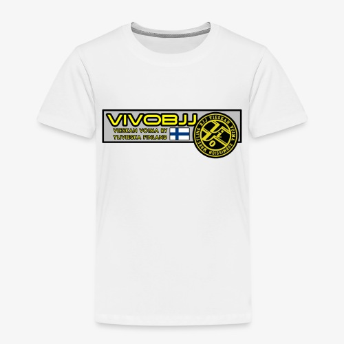 ViVoBJJ Patch - Lasten premium t-paita