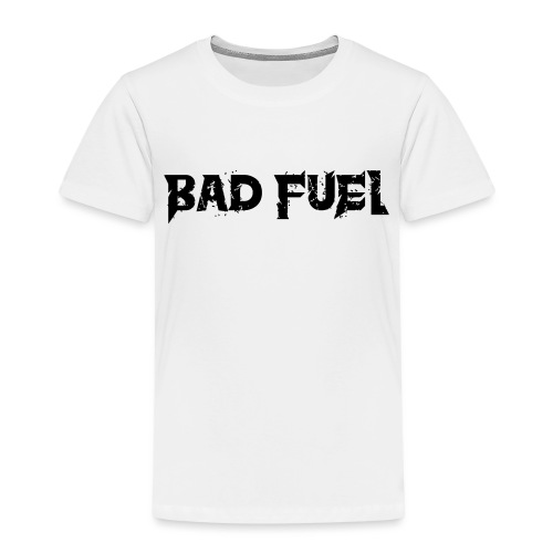 Bad Fuel logo - Kids' Premium T-Shirt