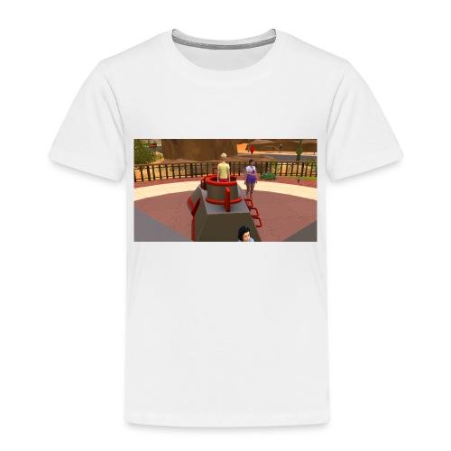 de leuken spilmacheen - Kinderen Premium T-shirt