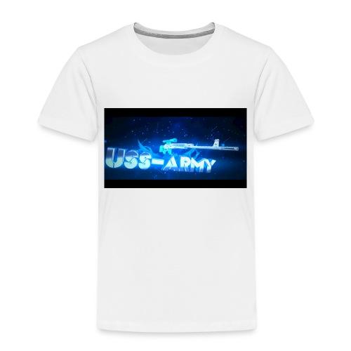 USS-ARMY - Kinder Premium T-Shirt