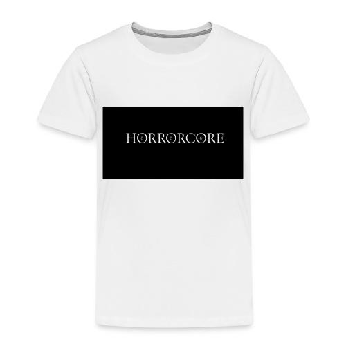 Horrorcore - Kinder Premium T-Shirt