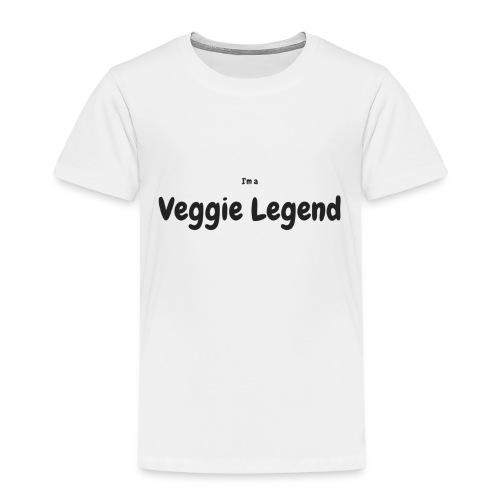 I'm a Veggie Legend - Kids' Premium T-Shirt