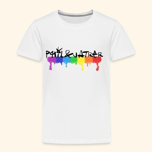 Rainbow Collection by Phil&Jatrer - Kinder Premium T-Shirt