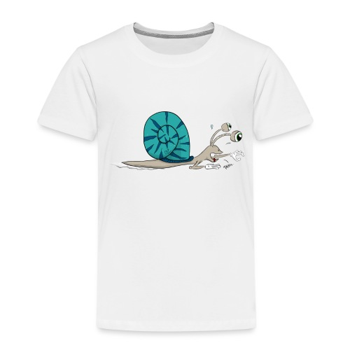 GILBERT L'ESCARGOT - T-shirt Premium Enfant