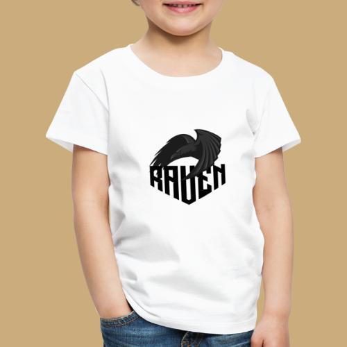 Raven Logo V3 - T-shirt Premium Enfant