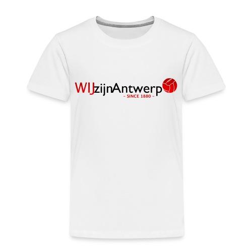 wza1880 - Kinderen Premium T-shirt