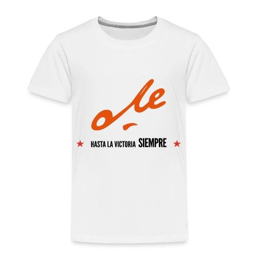 Che | Hasta la victoria siempre - Camiseta premium niño