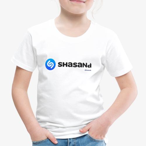 Shasand - Maglietta Premium per bambini