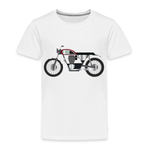 Motorcycle - Kinderen Premium T-shirt