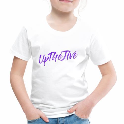Up The Jive - Strap Logo - Kids' Premium T-Shirt