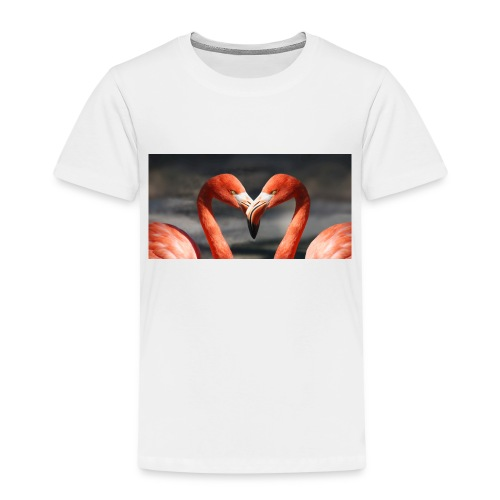 flamingo - Kinder Premium T-Shirt