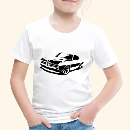 1969 Pontiac GTO - Kinderen Premium T-shirt
